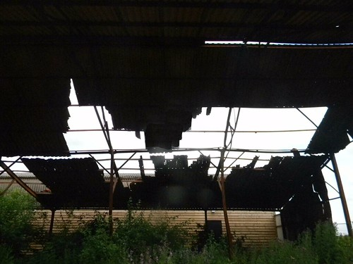 Dilapidated Barn