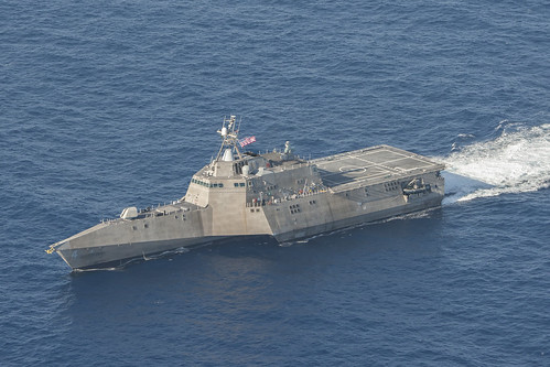 USS Coronado Completes Final Contract Trials