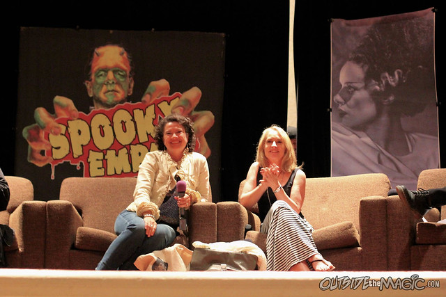 A Nightmare on Elm Street cast reunion at Spooky Empire May-Hem 2014