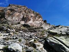 Aufstieg Großer Moosstock