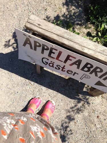 shoe per diesm, june 8, 2014 - äppelfabriken