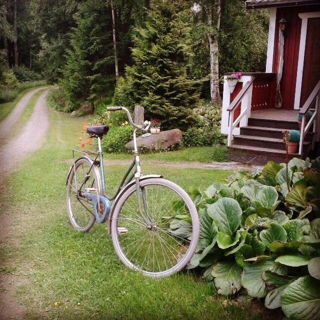 Summer in Kokemäki, Finland