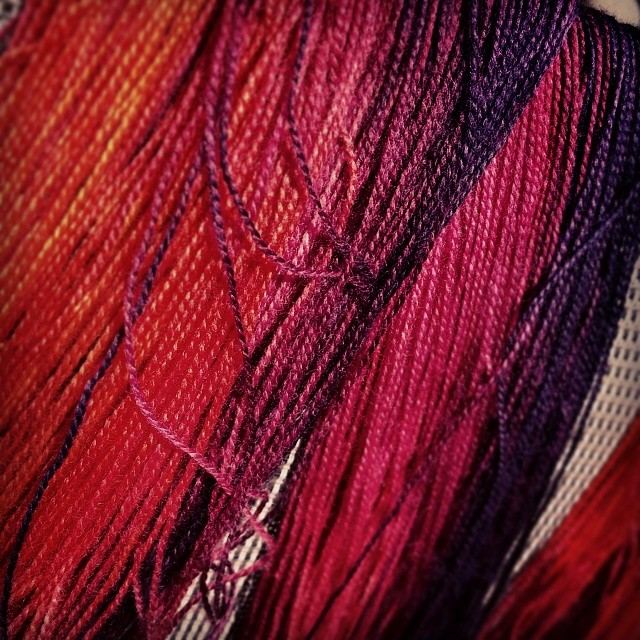 I put dye on yarn today for the first time in over a year. #happy #indiedyer #destinationyarn #operationsockdrawer