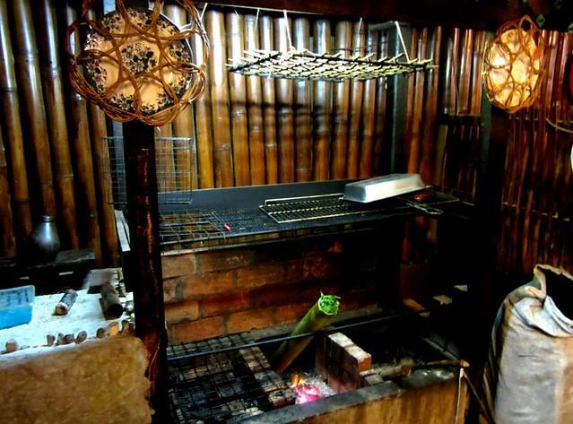 Pansoh stove 1