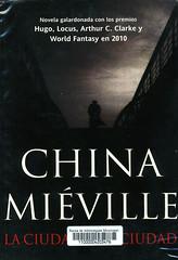 China Miéville, La ciudad y la ciudad
