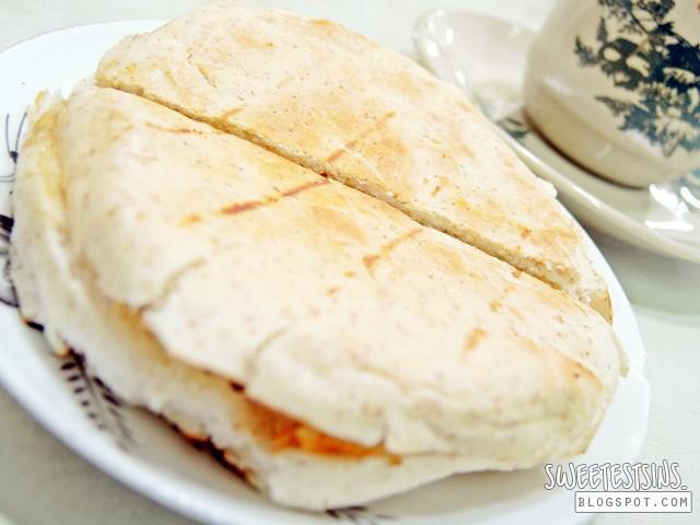 long hiang coffee shop kaya toast