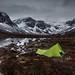 Loch Avon wild camp by doncontrols