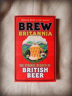 """""""Brew Britannia"""" (front cover)"""