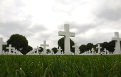 Netherlands American Cemetery and Memorial. Margraten.