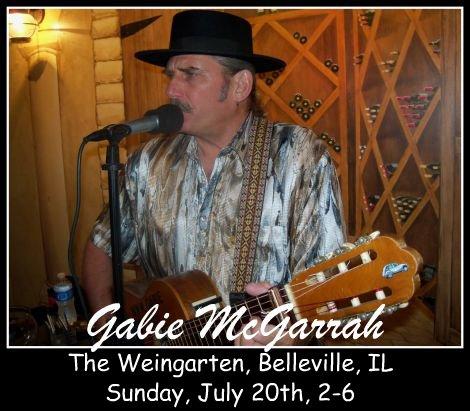 Gabie Mcgarrah 7-20-14