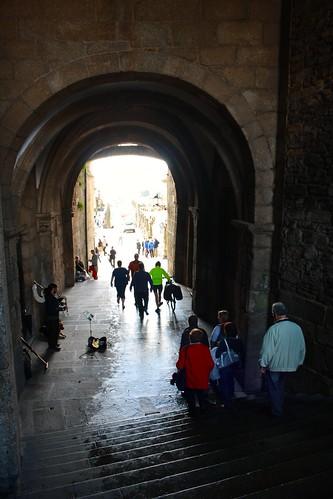 Guided tour of Santiago de Compostela cathedral