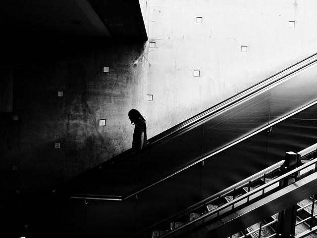 Escalating Into  Darkness - Los Angeles, Ca.