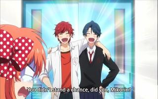 Gekkan Shoujo Nozaki Kun Episode 3 Image 16