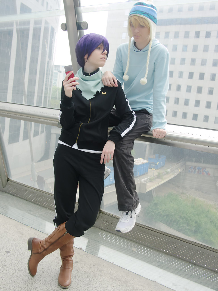 related image - Shooting La Défense - Noragami - 2014-06-01- P1860869