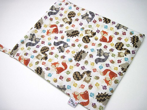 Woodland Animals Wet Bag