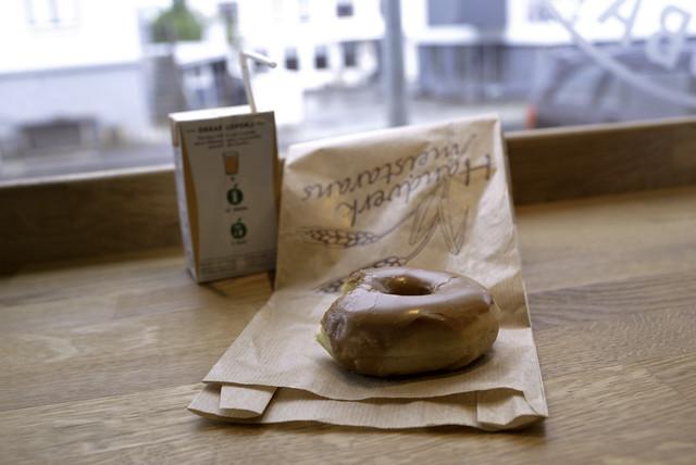 Reykjavík: Bakery