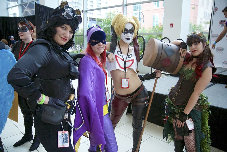 Denver Comic Con 2014 - 36