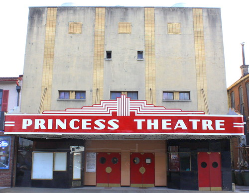 Princess Theater - Hopkinsville, KY