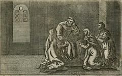 """Image from page 182 of """"Le Centre de l'amour : decouvert soubs divers emblesmes galans et facetieux"""" (1680)"""
