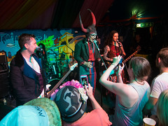 Glastonbury 2014 - The Men Who Will Not Be Blamed For Nothing