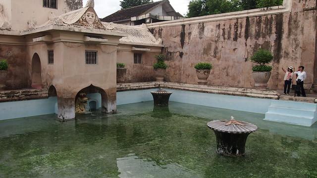Water Palace Yogyakarta