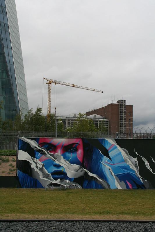 Streetart an der neuen EZB (6)