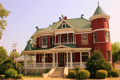 Brown-Daly-Horne House - Pulaski, TN