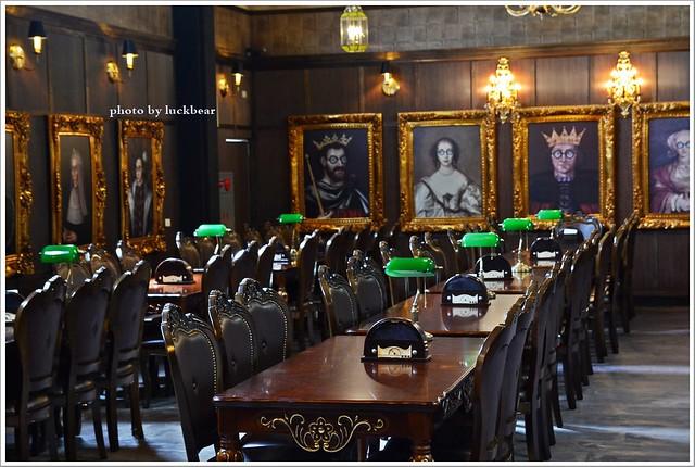 礁溪四圍堡車站魔法餐廳003
