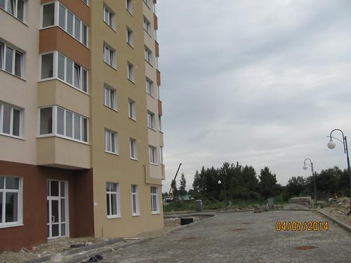 Дом 5-6 на Аксакова фото