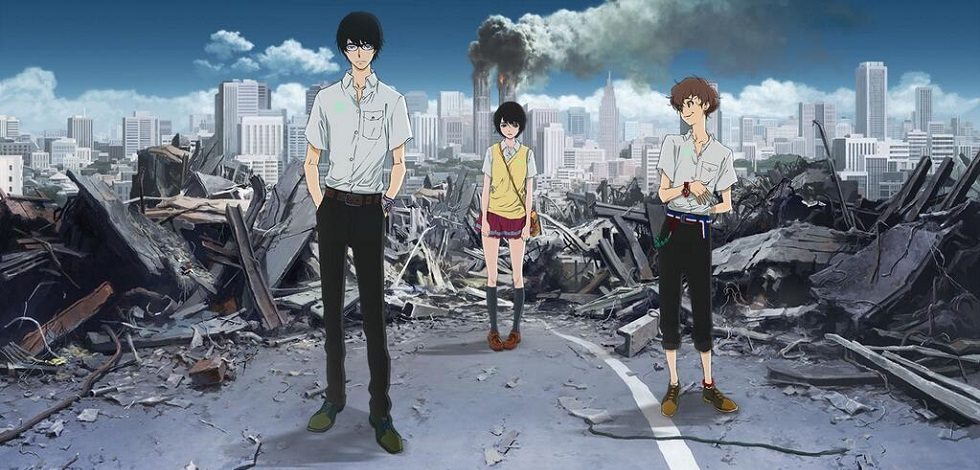 Xem phim Zankyou no Terror - Terror in Tokyo | Terror of Resonance | Terror in Resonance Vietsub