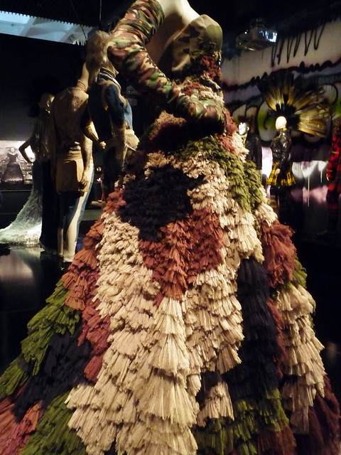 The Fashion World of Jean Paul Gaultier, Barbican London 2014