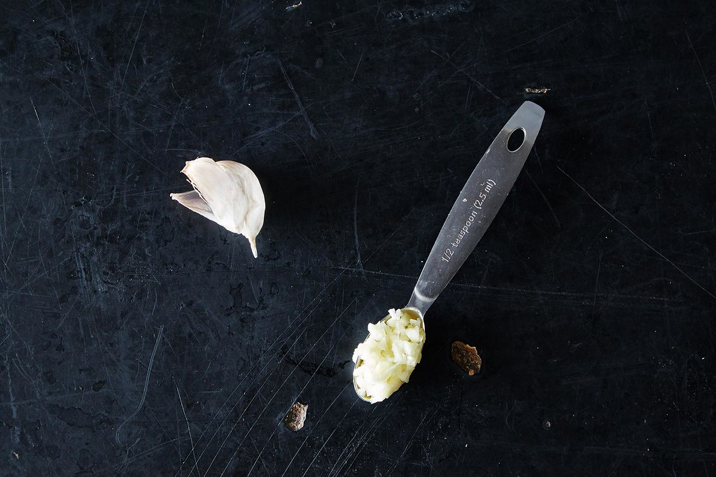 Garlic Cooking Conversions