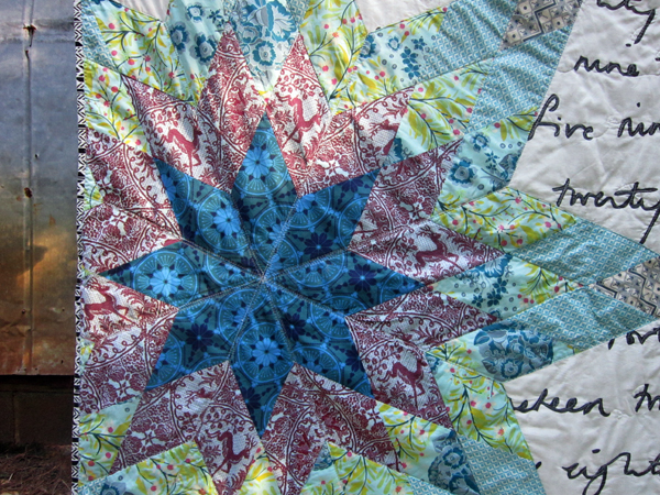 Emerge quilt for Angled class