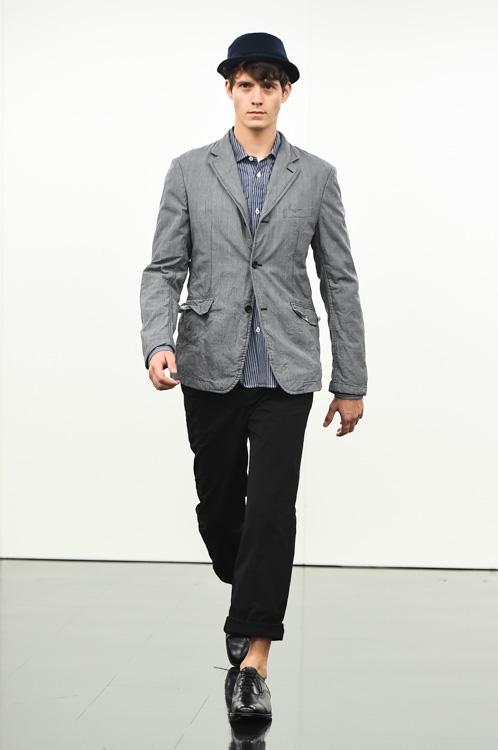 SS15 Tokyo COMME des GARCONS HOMME030_Luuk Van Oz(Fashion Press)