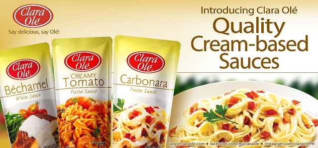 Clara Ole Quality Cream-Based Sauces