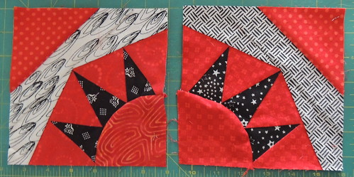 Red Briar Patch Blocks