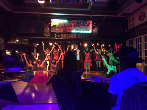 Black Scarlett Shows' The Great Gatsby Party at Original Mike's Restaurant Bar and Grill