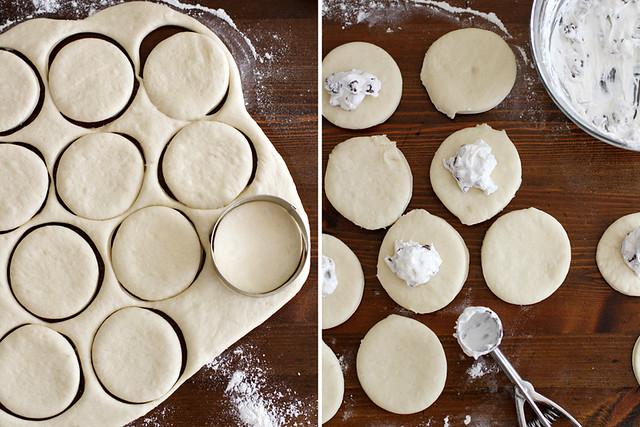 S'mores Hand Pies | girlversusdough.com