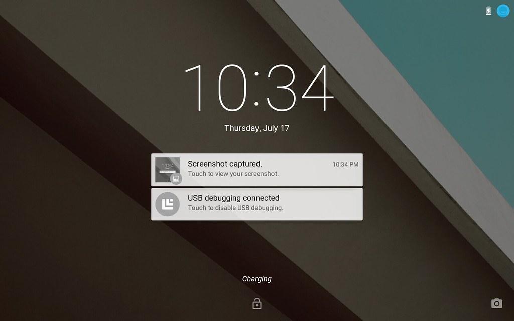 Đánh giá sơ bộ về Android L và những cải tiến - 25371