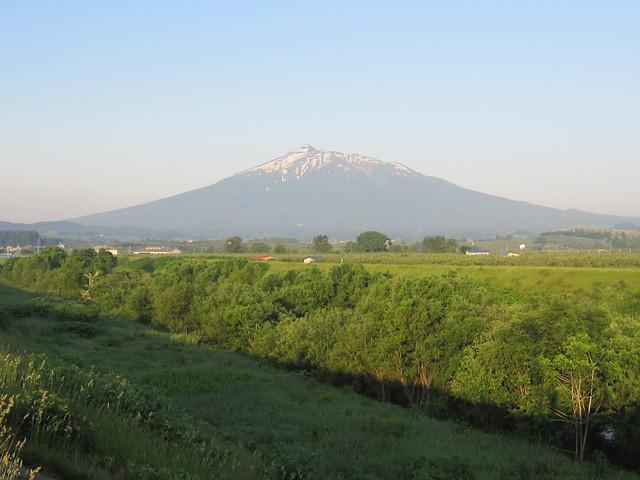 Mt. Iwaki_2014-06-03