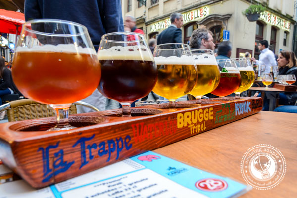 Beer Tasting in Brussels