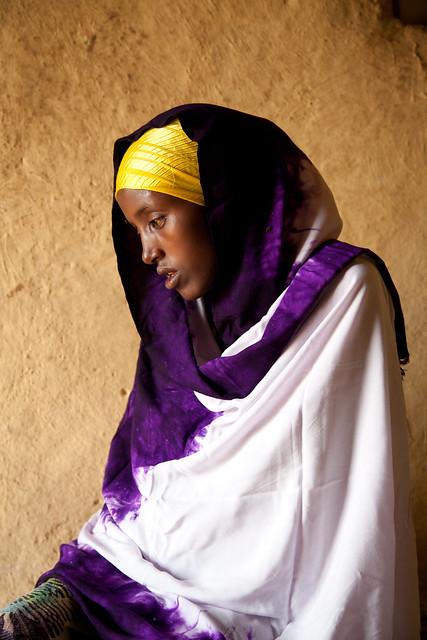Famia Abadir, nine months pregnant
