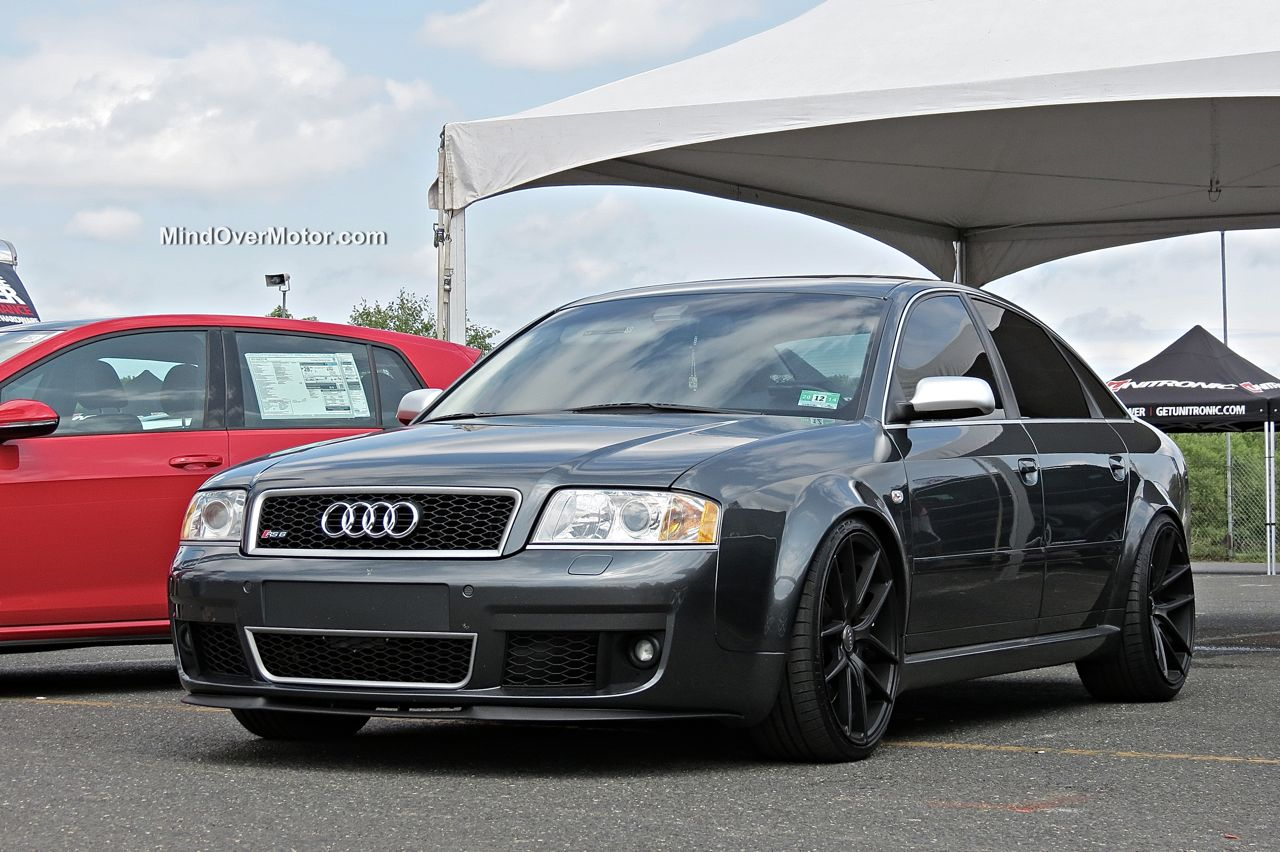 Waterfest 20 Audi RS6