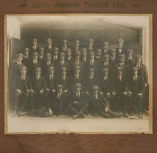 South Adelaide Football Club, 1914
