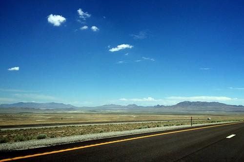 Nevada plains