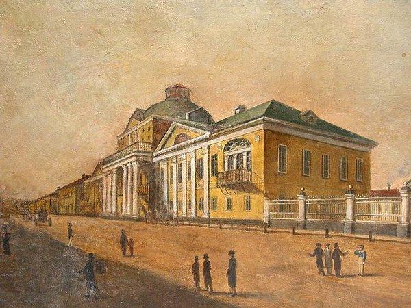 Экскурсия по студенческой Казани