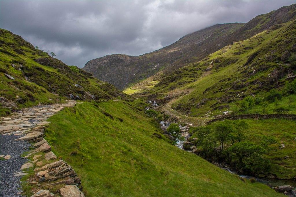 The Watkin Path....