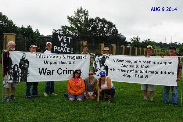 Group photo Aug 9 by Al Viola