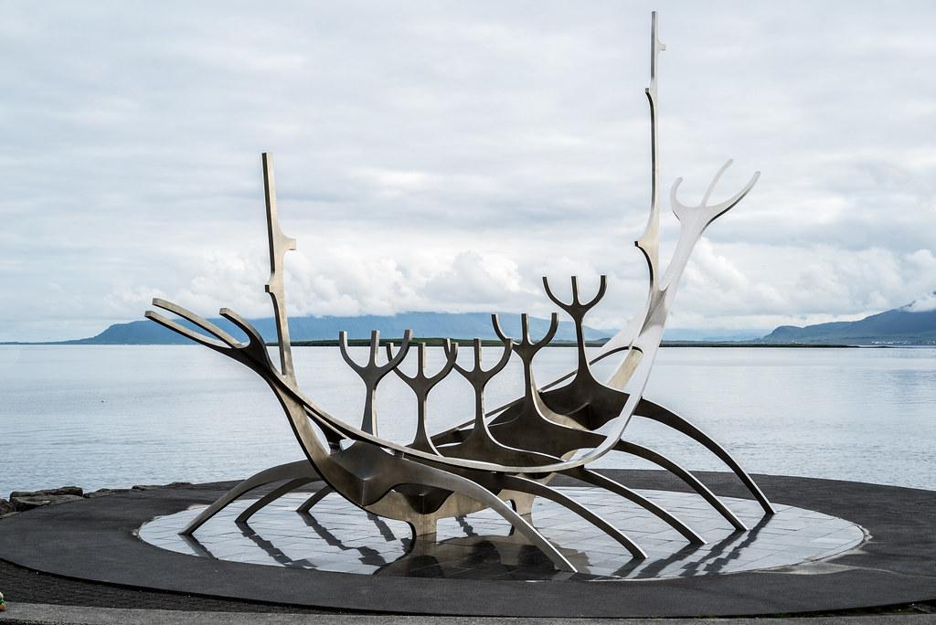 Solfar Sun Voyager - Reykjavik