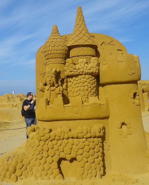 Sculpures sur sable Disney - News Touquet p.1 ! 14770414807_aac77fa1cd_z